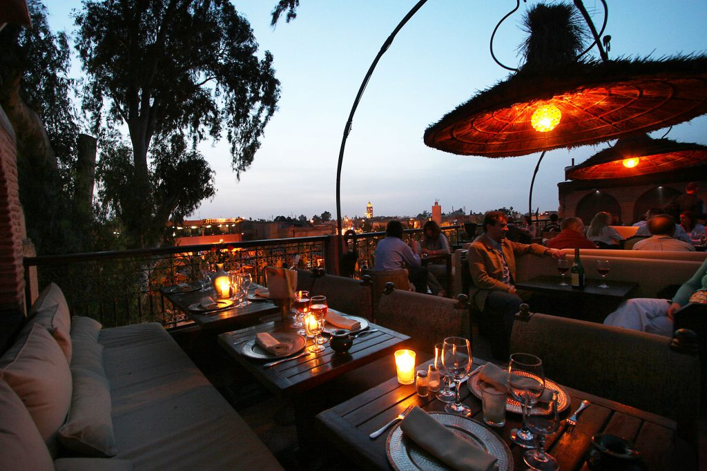 Kosy Bar - Marrakech Bars